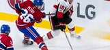 Price leads Canadiens to 3rd straight win, 2-1 over Senators
