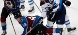 MacKinnon scores in OT to give Avalanche 3-2 win over Jets