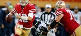 For Garoppolo, first start for 49ers comes against Bears