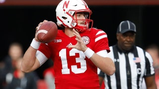 Tanner Lee heaves 28-yard strike to Stanley Morgan Jr. to put Nebraska up over Iowa