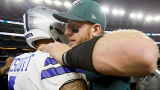 Prescott or Wentz: Colin reveals which QB is a transformative talent and which is just a franchise quarterback