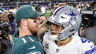 Nick Wright explains why he was so disappointed after the Cowboys lost to the Eagles on Sunday