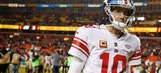 Skip Bayless explains what the future looks like for Eli Manning after being benched in Week 13
