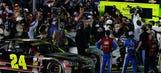 Throwback to Brad Keselowski and Jeff Gordon's massive brawl on pit road