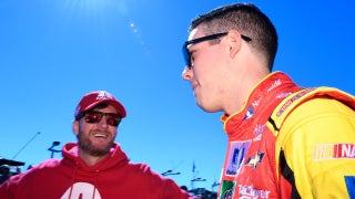 Dale Earnhardt Jr.'s parting advice for Alex Bowman