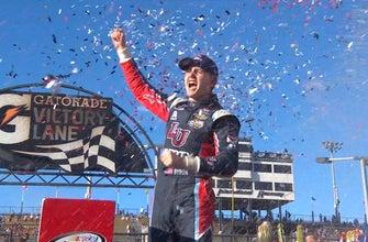 William Byron wins as Daniel Hemric claims final NASCAR XFINITY Series Championship 4 spot
