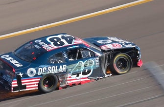 Brennan Poole's XFINITY Series title hopes dashed after hard wreck