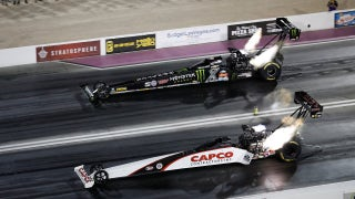 Steve Torrence calls out NHRA points system after losing title to Brittany Force | 2017 NHRA DRAG RACING