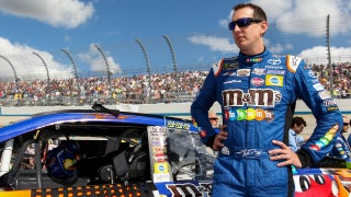 Kyle Busch confident about Miami despite a 'trying' season