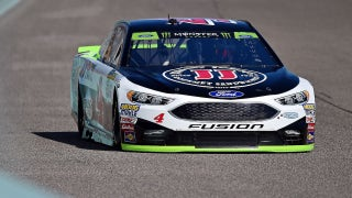 Kevin Harvick is trying to give Ford their first championship in more than a decade