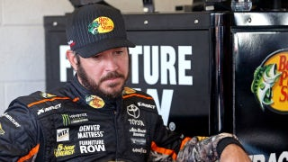 Martin Truex Jr. didn't know if he'd be competitive again after 2013