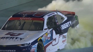 William Byron wins the 2017 NASCAR Xfinity Series Championship