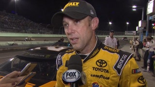 Matt Kenseth finishes 8th in what is likely his final race | 2017 HOMESTEAD-MIAMI