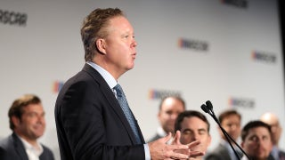 Brian France says he's happy with the changes NASCAR has made I NASCAR RACE DAY
