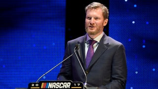 Dale Earnhardt Jr. wins his 15th straight Most Popular Driver Award and the Bill France Award of Excellence