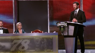 Martin Truex Jr.'s championship speech at the NASCAR Cup Series Awards