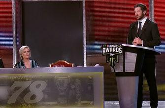 Martin Truex Jr.'s championship speech at the NASCAR Cup Series Awards