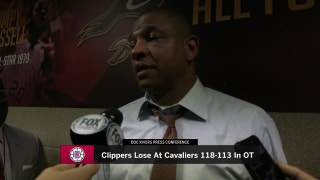 Doc Rivers on the Clippers loss in overtime