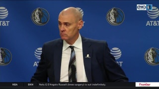 Rick Carlisle: 'We just struggled in the third [quarter]'