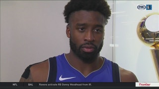 Wesley Matthews: 'We've been fighting'