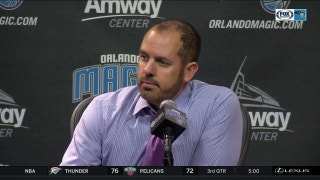 Coach Vogel has little to say after latest Magic loss