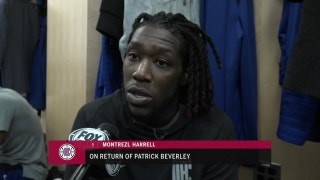 Clippers Live: Teammates on the return of Patrick Beverley