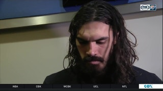 Steven Adams: 'We just stuck with it'
