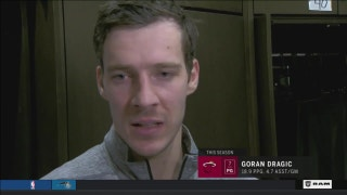 Goran Dragic: We can't afford to relax