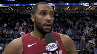 Wayne Ellington joins the Winner's Circle after taming Timberwolves