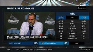 Frank Vogel: This is our worst game of the season