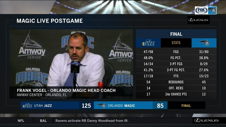 Frank Vogel: This was our worst game of the season