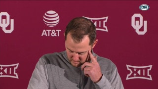 Lincoln Riley on Mayfield decision: '...not going to start, but he will play'