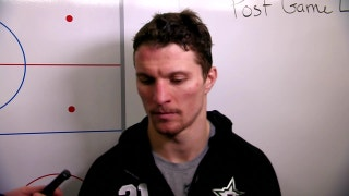 Antoine Roussel  had  a goal in 6-3 win over Edmonton