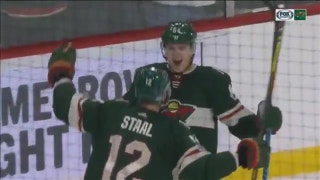 WATCH: Wild's Granlund scores twice in third to force OT