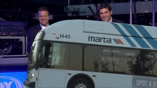 Even LA Kings Live isn't safe from the marta bus