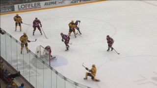 WATCH: Gophers' Sheehy scores game-winning goal in OT