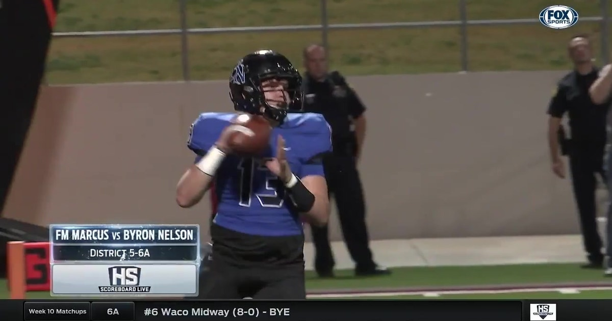 Flower Mound Marcus Vs Byron Nelson High School Scoreboard Live