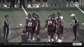 Devine vs. Geronimo Navarro | High School Scoreboard Live