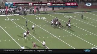 Rouse vs. Magnolia West | High School Scoreboard Live