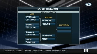 5A Division 2 Region 1 Bracket | High School Scoreboard Live