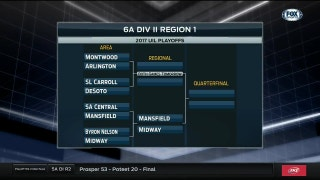 6A Division 2 Region 1 Bracket | High School Scoreboard Live