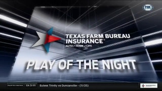 Play of the Night Friendswood | High School Scoreboard Live
