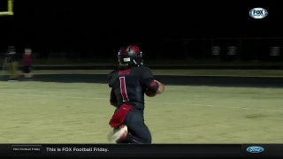 Crowell vs. Strawn (6-Man Football) | Football Friday
