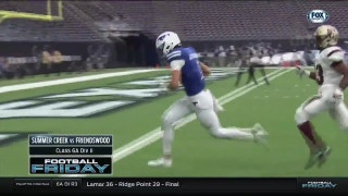 Friendswood vs. Summer Creek | Football Friday