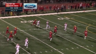 Playoffs, semifinals: JT Daniels is GONE on 52-yard TD run for Mater Dei