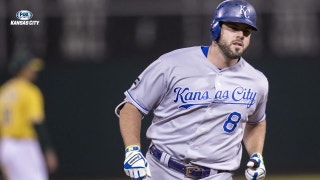Monty: Mike Moustakas has evolved into 'a very complete player'