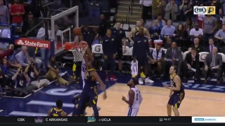 HIGHLIGHTS: Pacers fend off Grizzlies' late rally