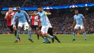 Manchester City vs. Feyenoord | 2017-18 UEFA Champions League Highlights