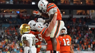 Colin explains why college football is better with Miami winning again