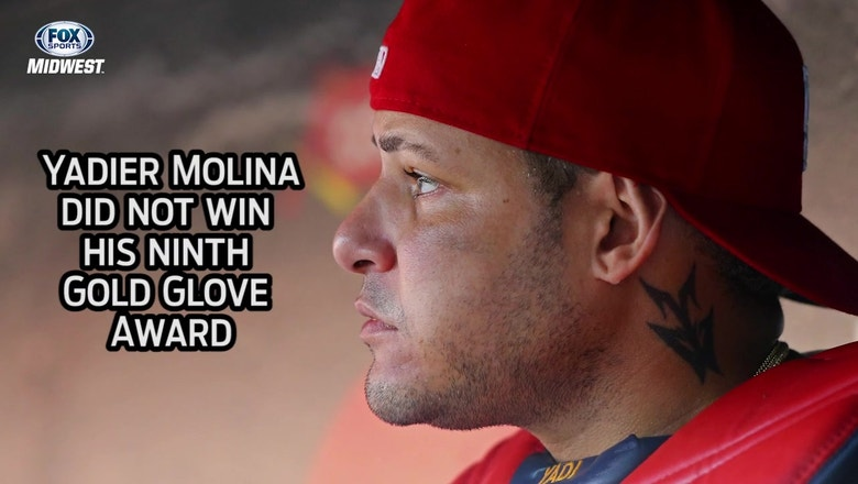Reds' Barnhart gives respect where respect is due (to Yadi)